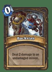 0-Backstab