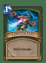 1-Arcane Shot