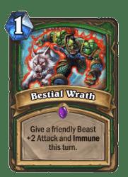 1-Beastial Wrath