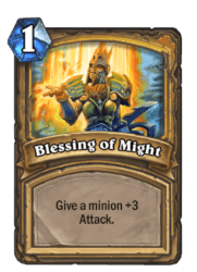 1-Blessing of Might