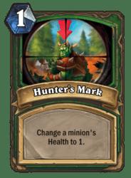 1-Hunter's Mark