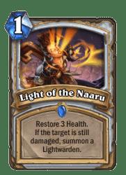 1-Light of the Naaru