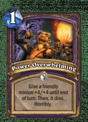 1-Power Overwhelming