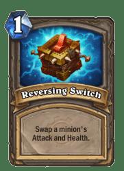 1-Reversing Switch