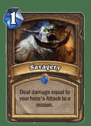 1-Savagery