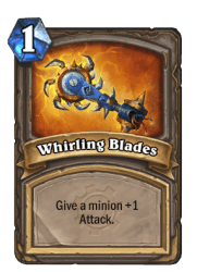 1-Whirling Blades
