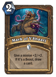 2-Mark of Y'Shaarj