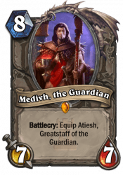8-Medivh, the Guardian