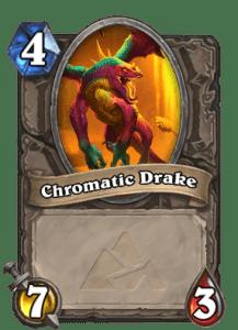 Chromatic Drake Normal