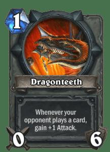 Dragonteeth