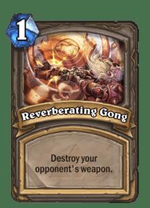 Reverberating Gong