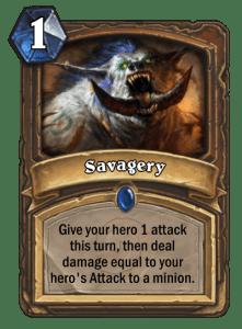Savagery fix 1